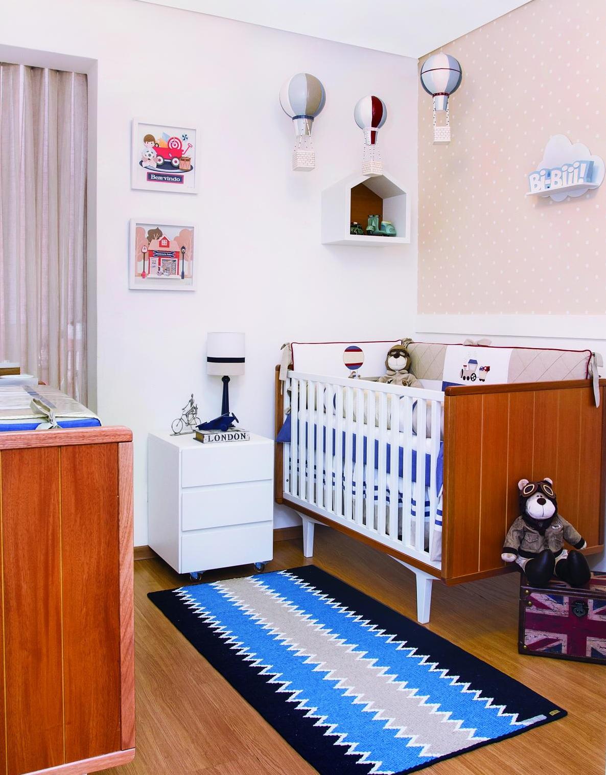 Quarto Tema Viagem Moderno E Charmoso Casa Ambiente Beb