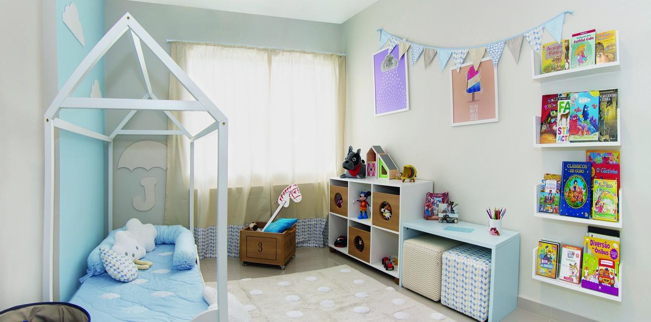 Estampa Geom Trica Garante Quarto L Dico Casa Ambiente Beb  ~ Diy Decoração Quarto Pequeno E Nichos No Quarto Do Bebe