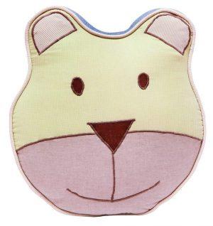 Almofada divertida em formato de urso
